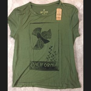 American Eagle soft & sexy tee shirt